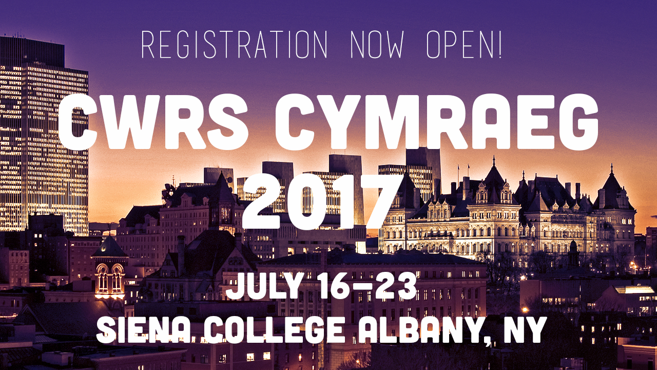 Registration For Cwrs Cymraeg 2017 Is Now Open